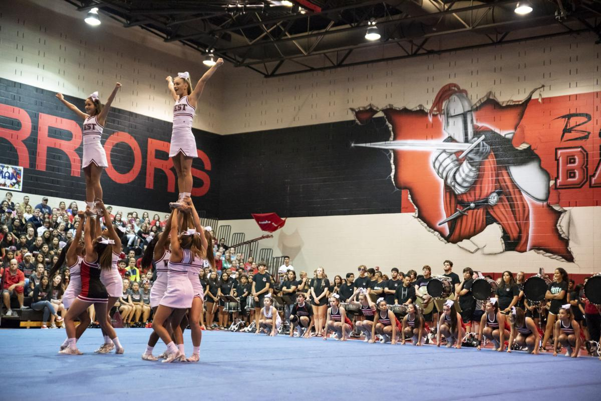 Victoria West Pep Rally