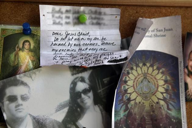 Hallettsville shrine honors apparition of Virgin Mary
