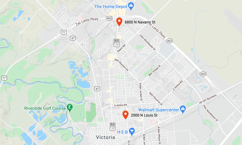 Victoria Shootings Graphic