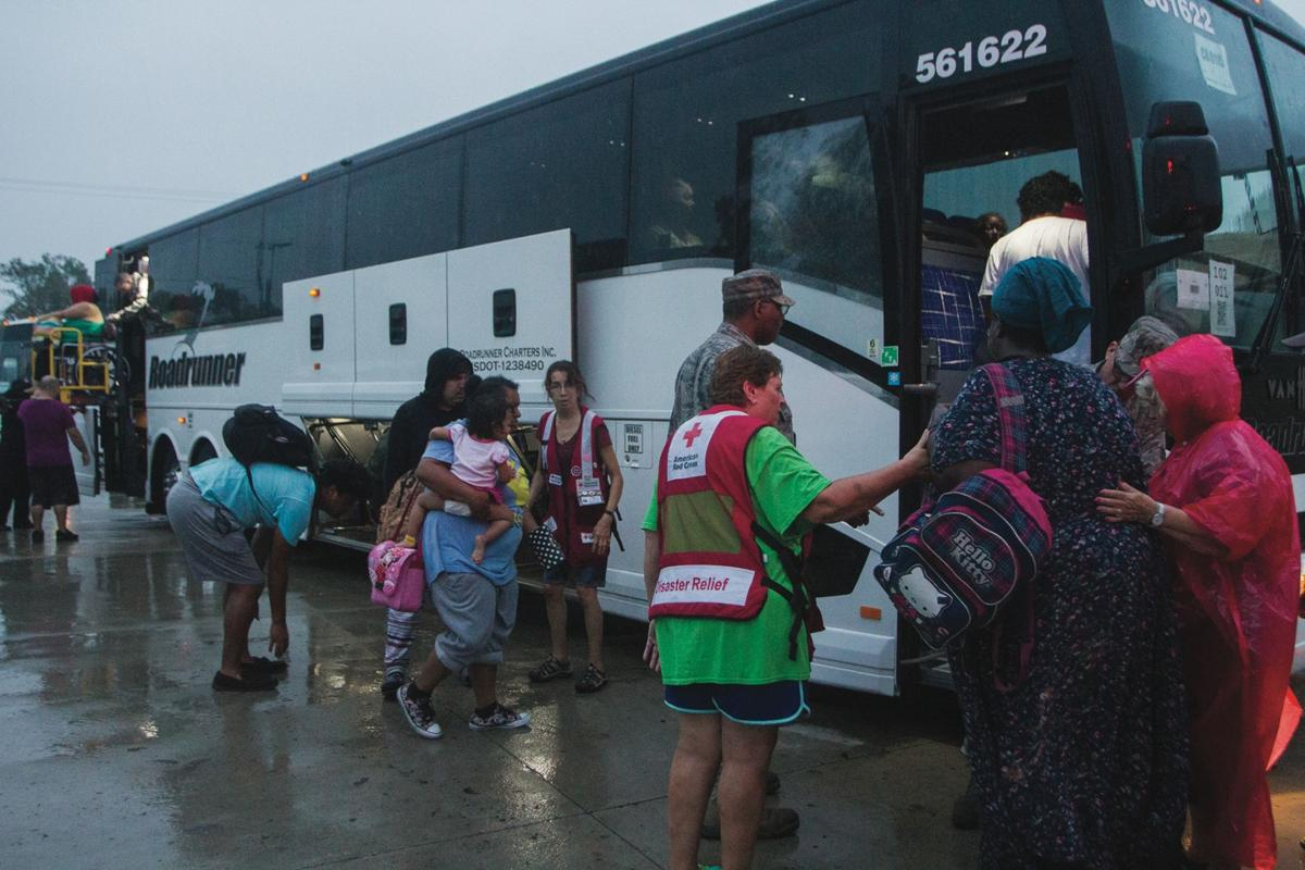 Red Cross response to Harvey criticized