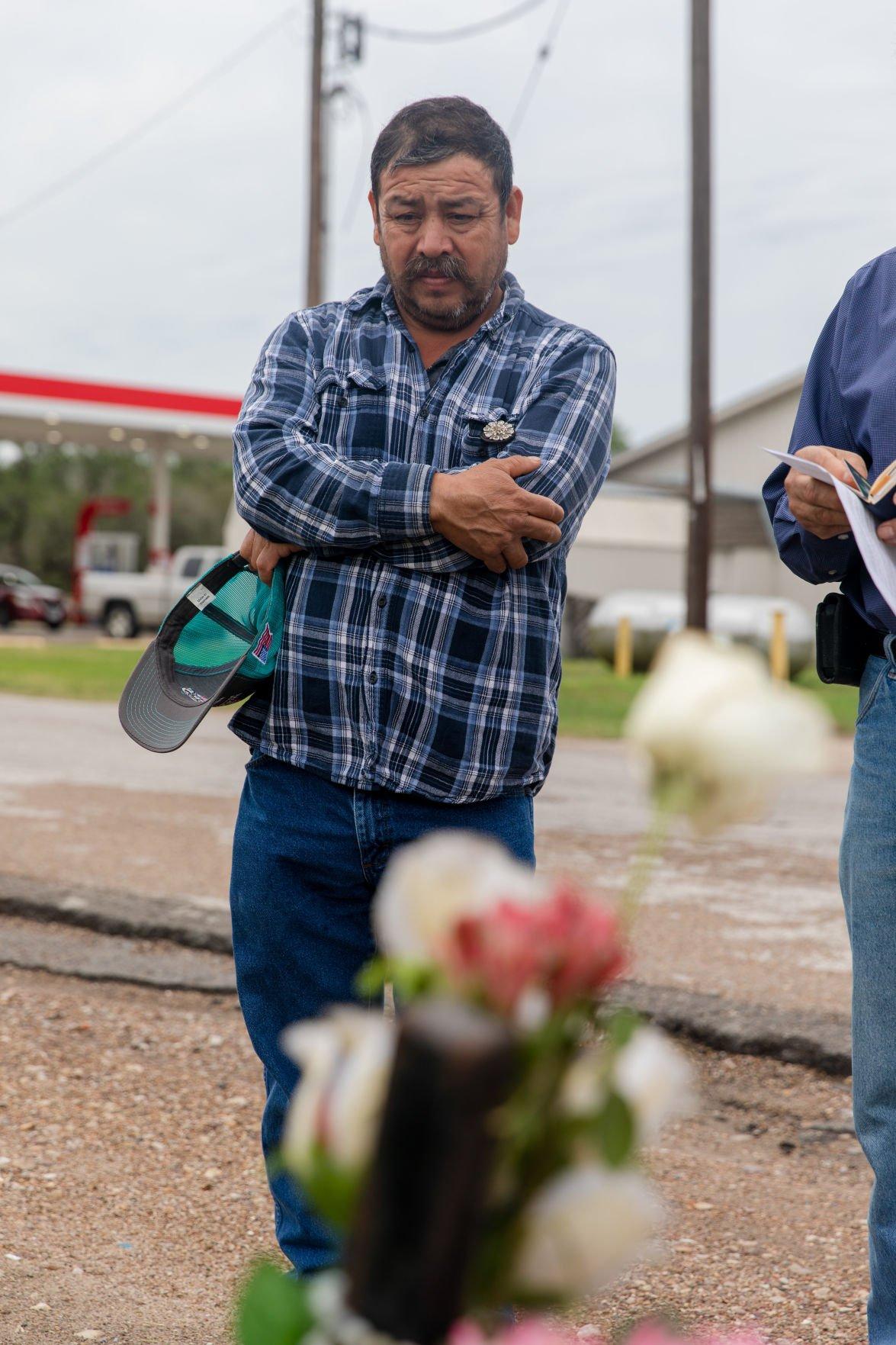 Immigrants' Death Memorial Service