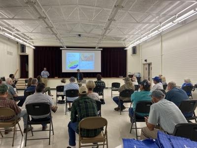Army Corps of Engineers discusses dredge material placement plans for Matagorda Ship Channel