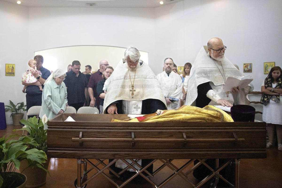 The life and service of Father Dimitri Cozby