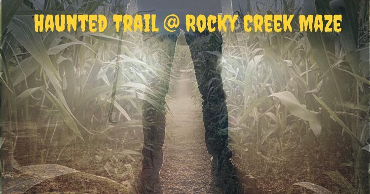 Rocky Creek Maze