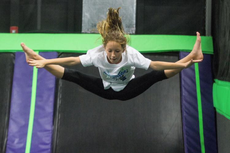 Hang Time offers chance for grandparents, children to mingle