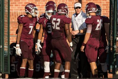 Urban brings values, ideas as Trinity head coach