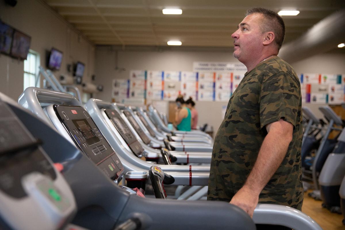 Gyms plan COVID-19