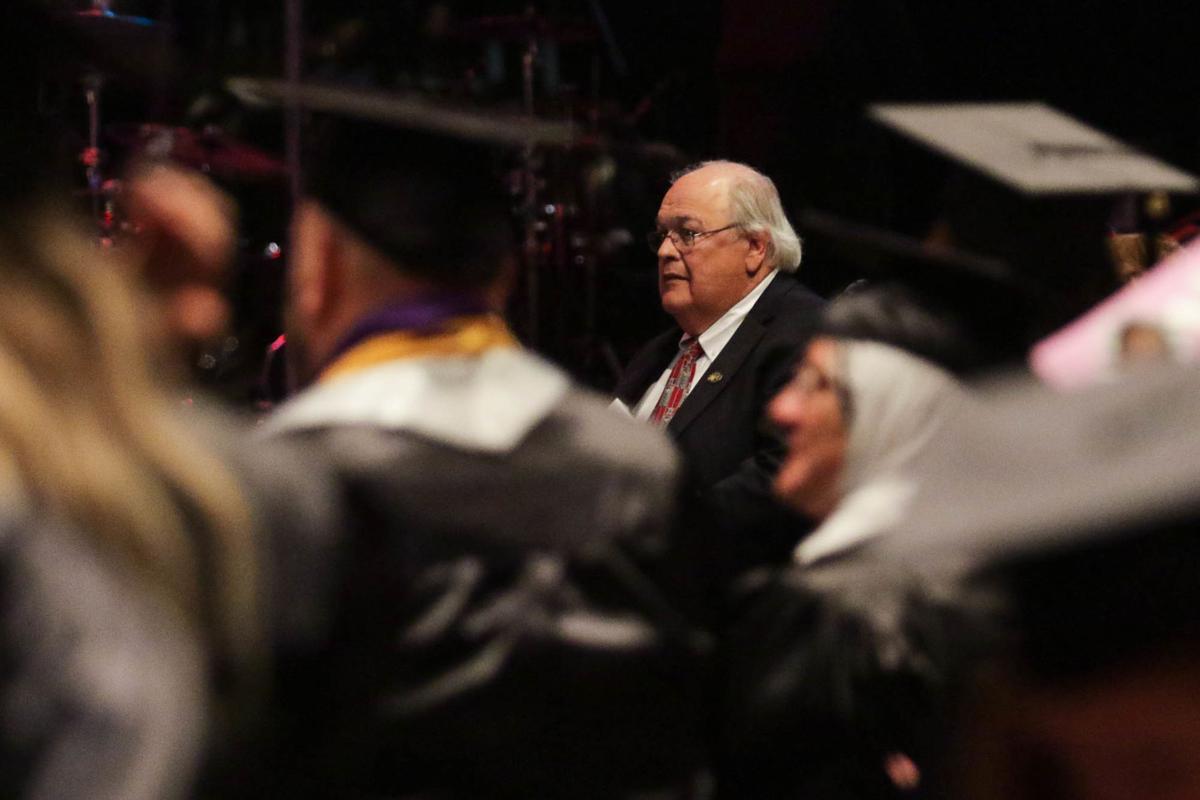 UHV Graduation