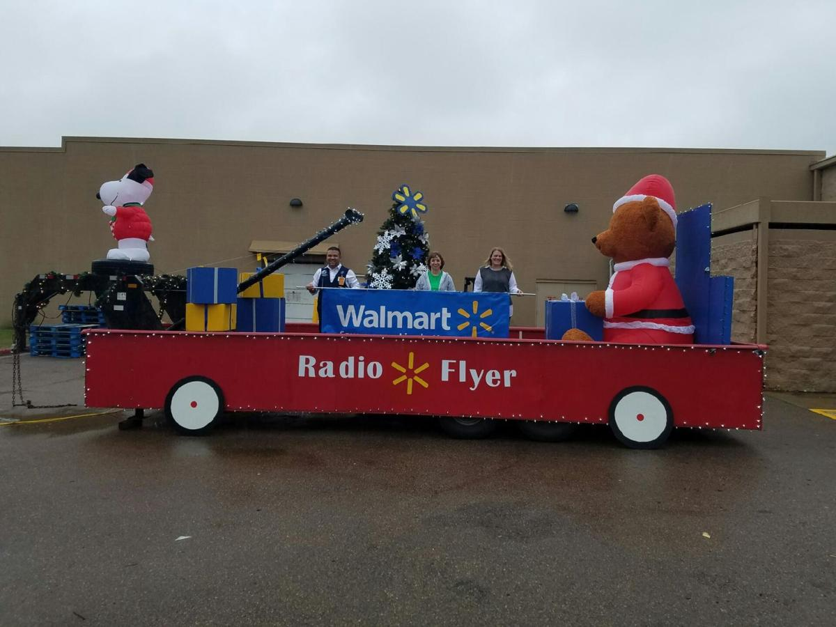 exterior of wal mart supercenter store in san marcos texas stock ...