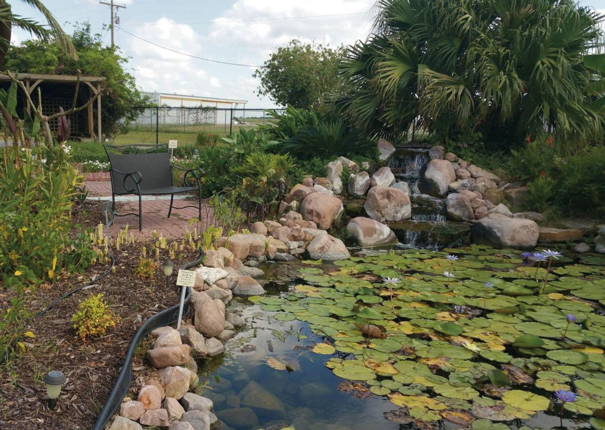 Serenity gardens: Right in your own yard