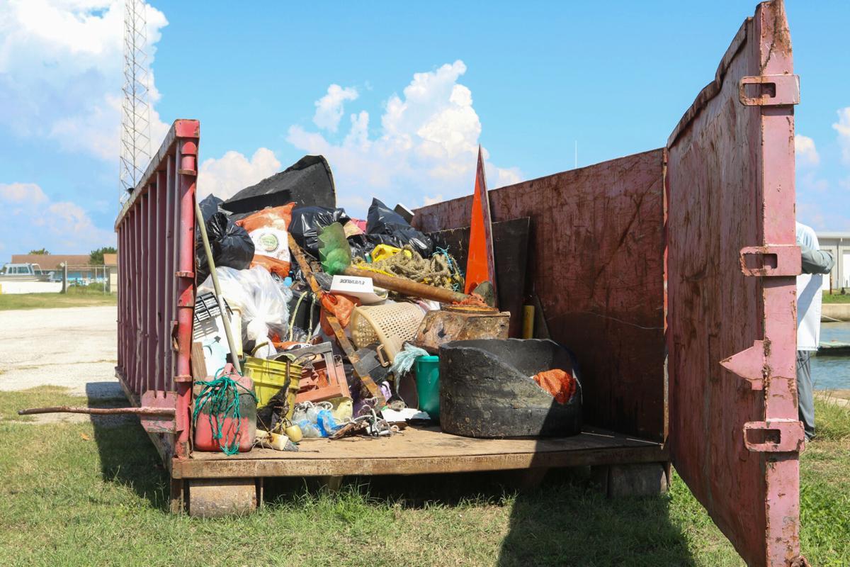 San Antonio Bay Partnership's Second Annual Bay Cleanup