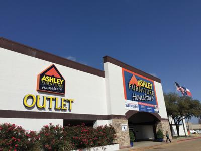 Ashley Homestore To Close Outlet Location News Victoriaadvocate Com