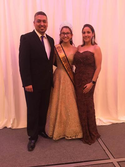 Chloe Morales crowned 2019 Bella Rose Pageantry Ambassador