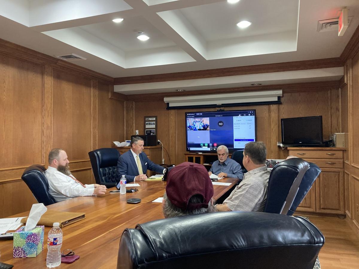 Port commissioners discuss hazardous waste facility