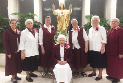 Incarnate Word Sisters celebrate their religious consecration