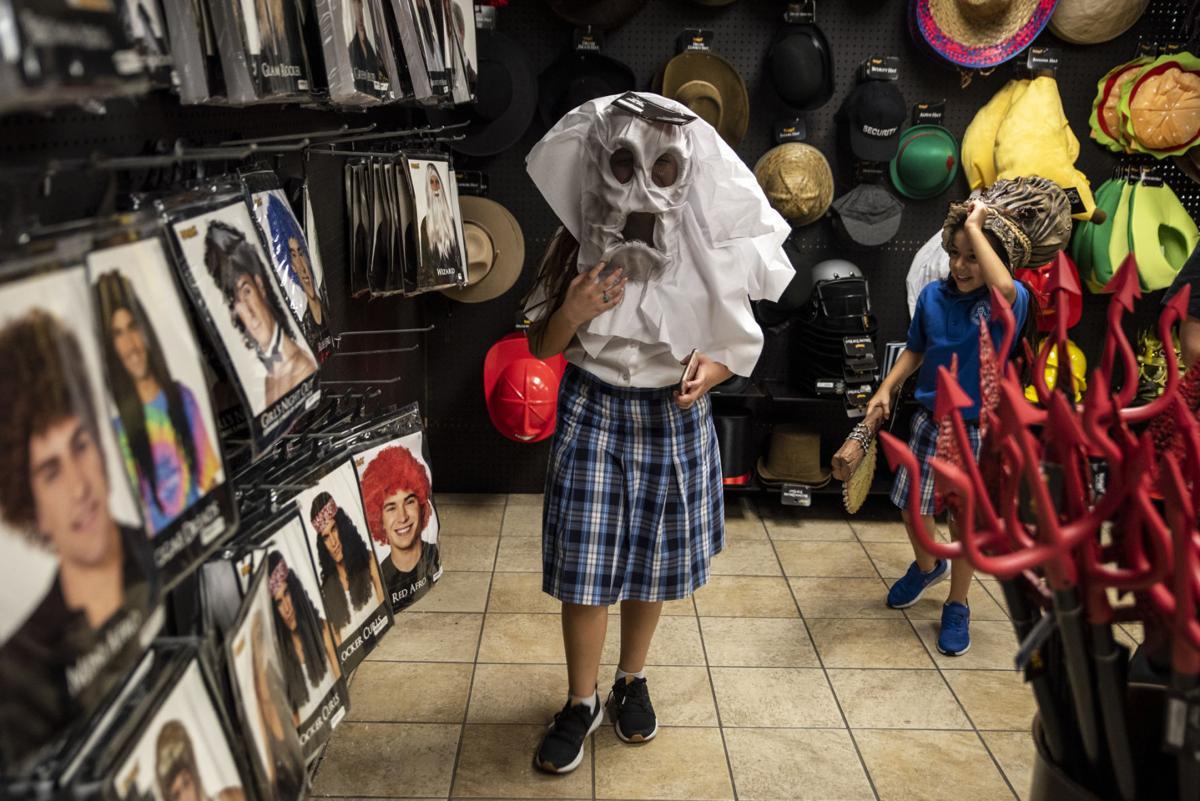 Spirit Halloween Annual Sales Volume 2020 Spirit Halloween cashes in on $9 billion Halloween retail industry