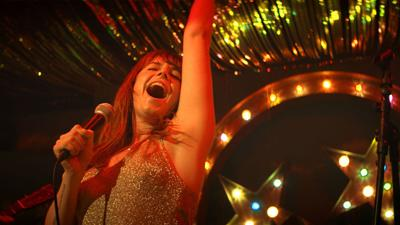 Jessie Buckley stars as an aspiring country singer in 'Wild Rose'
