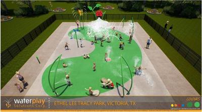 Splash pad in Ethel Lee Tracy park to open Tuesday