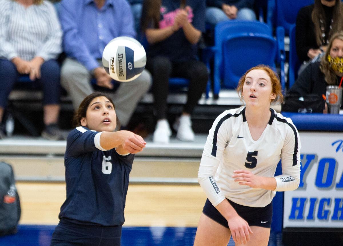 Goliad vs. East Bernard Volleyball