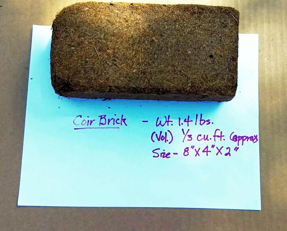 Coir – Brick