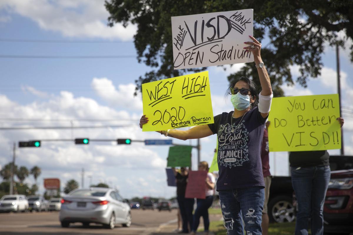 Community protests graduation restrictions