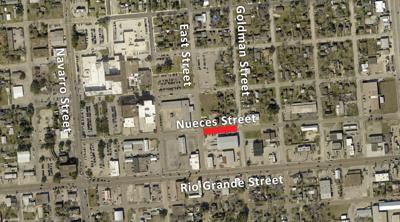 Nueces Street closure