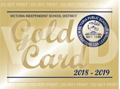VISD Gold Card Club is back