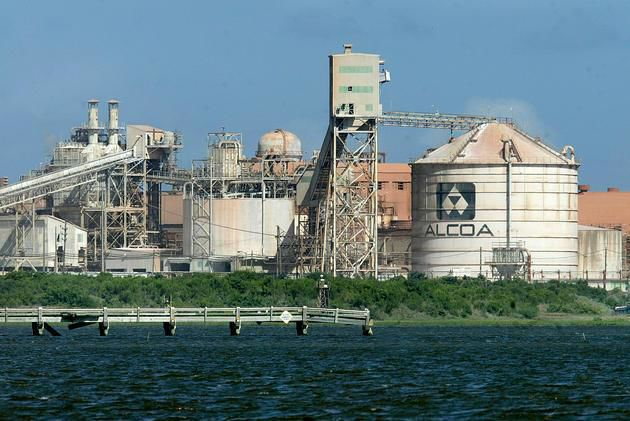 Point Comfort Alcoa to shut down for good