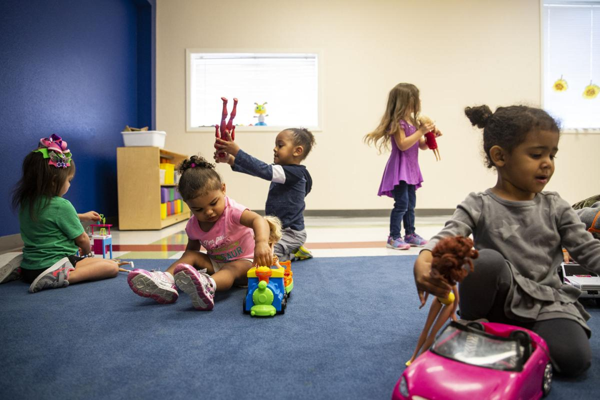 YMCA Early Learning Center offers lessons, actrivities for children