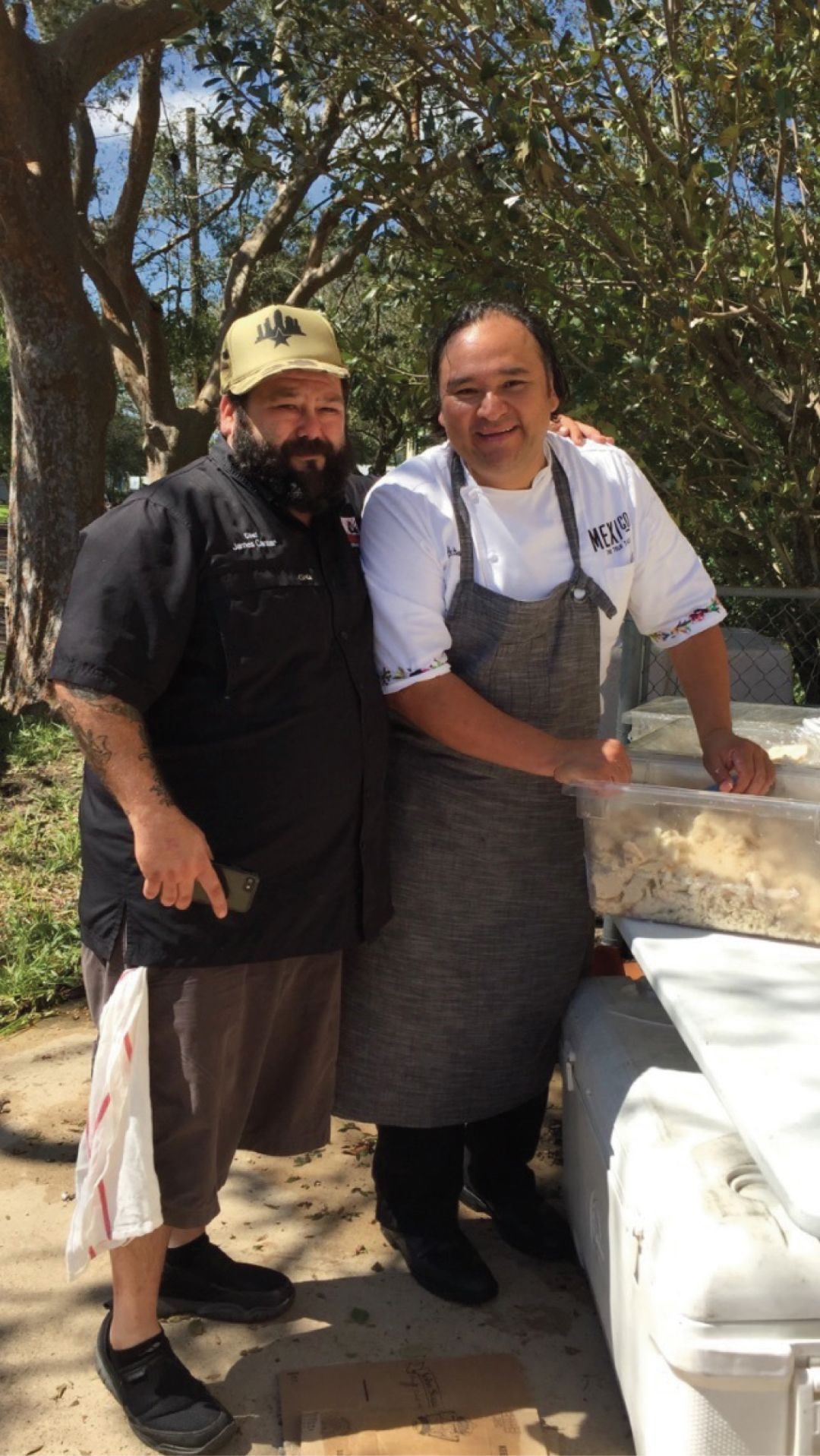 Chefs return to Victoria for fundraiser