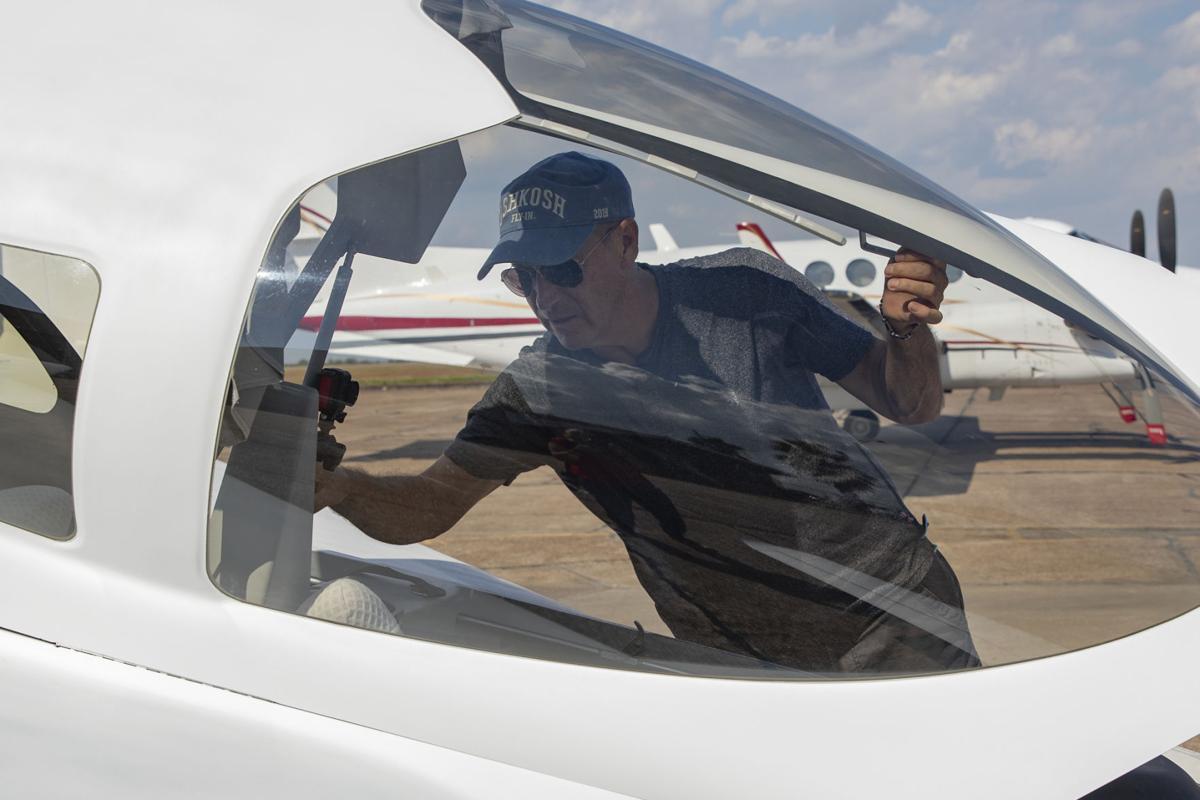 Self-Made Plane