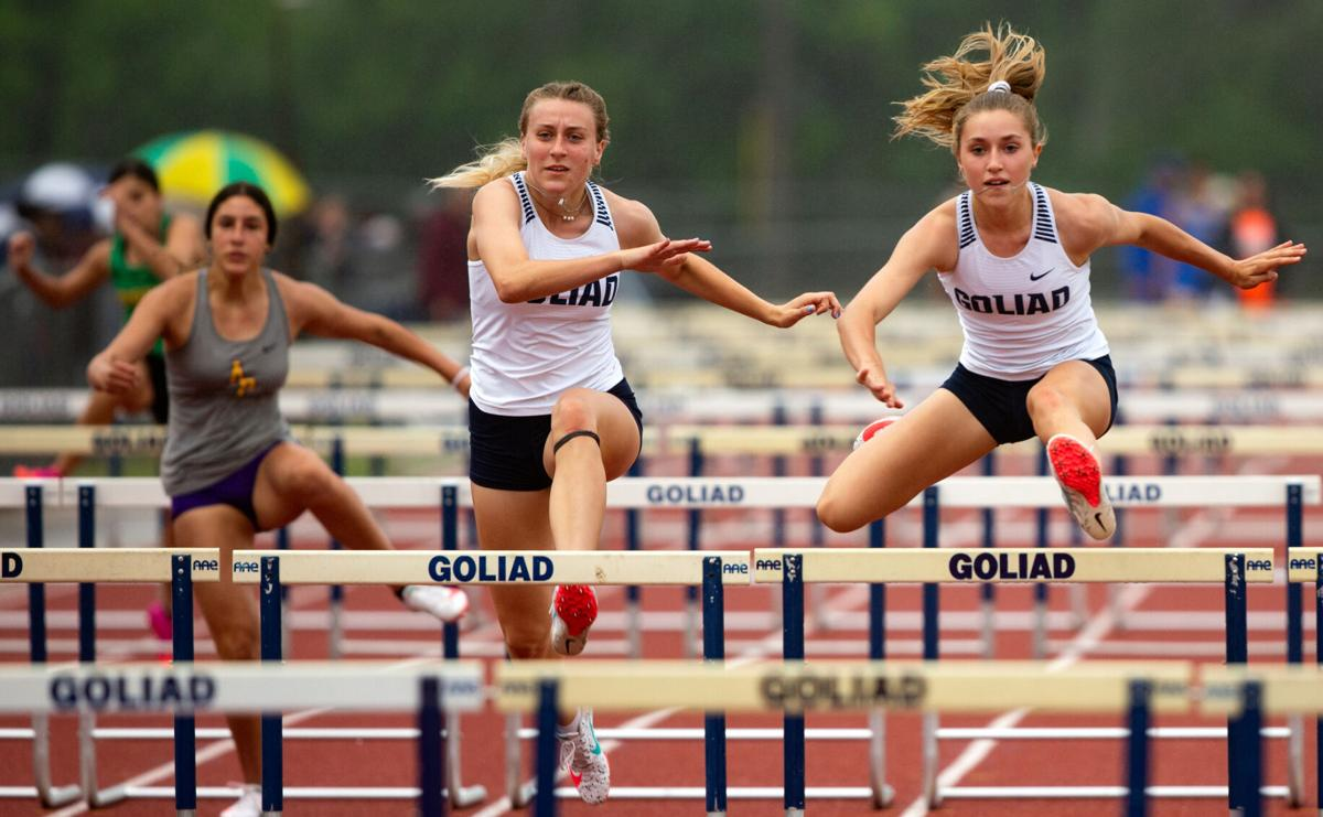 Goliad Area Track Meet