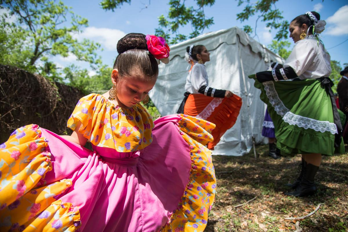 Goliad celebrates Cinco de Mayo