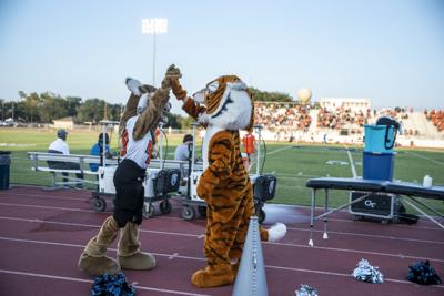 Goliad vs. Refugio Football