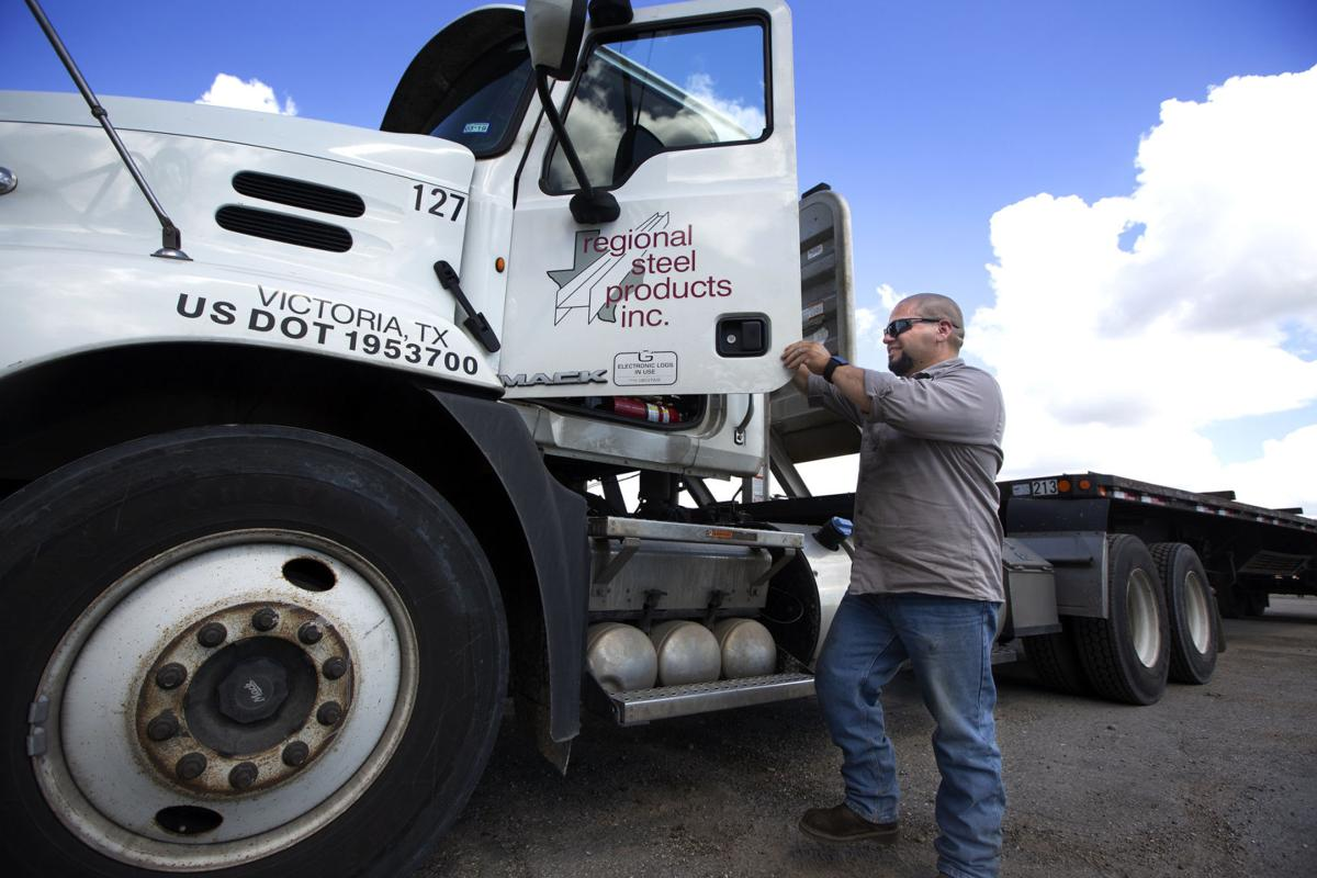Pool of qualified truckers shrinks
