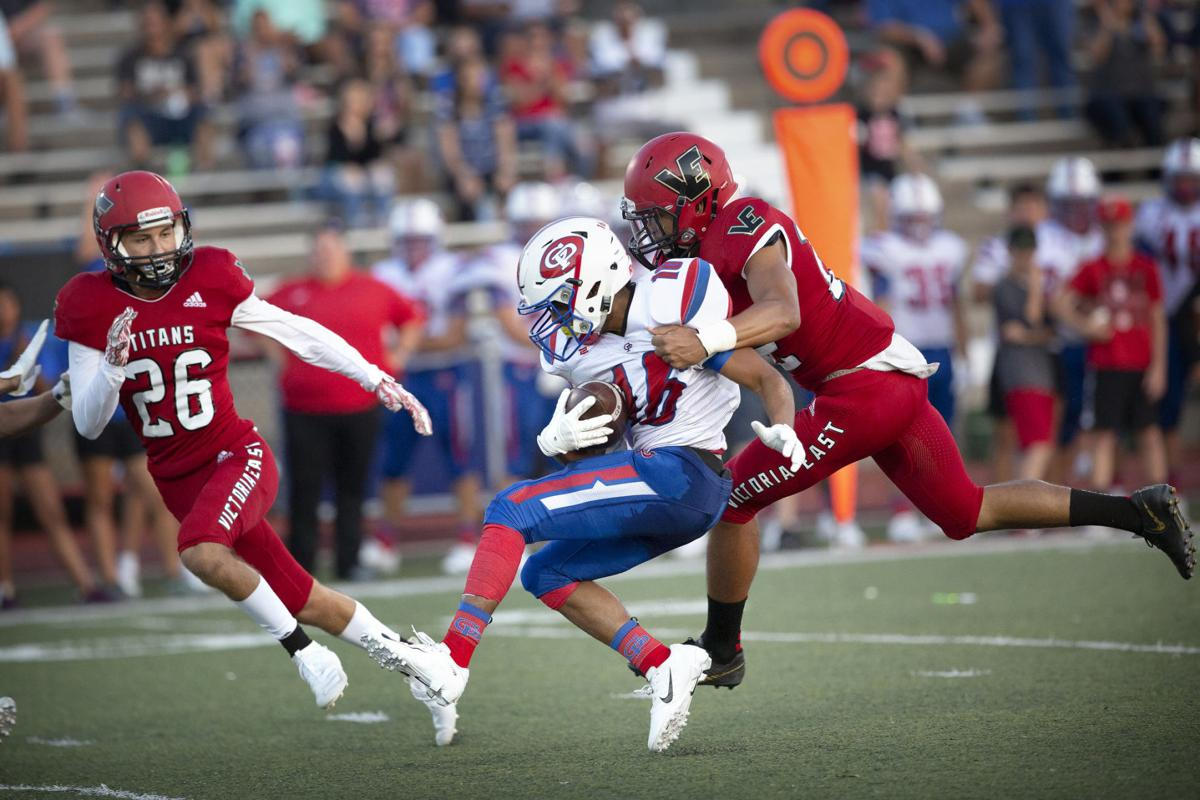 Titans fall to Gregory Portland