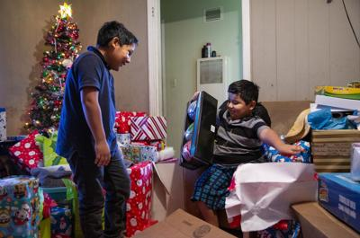 Citizens Birth Center brings a family Christmas