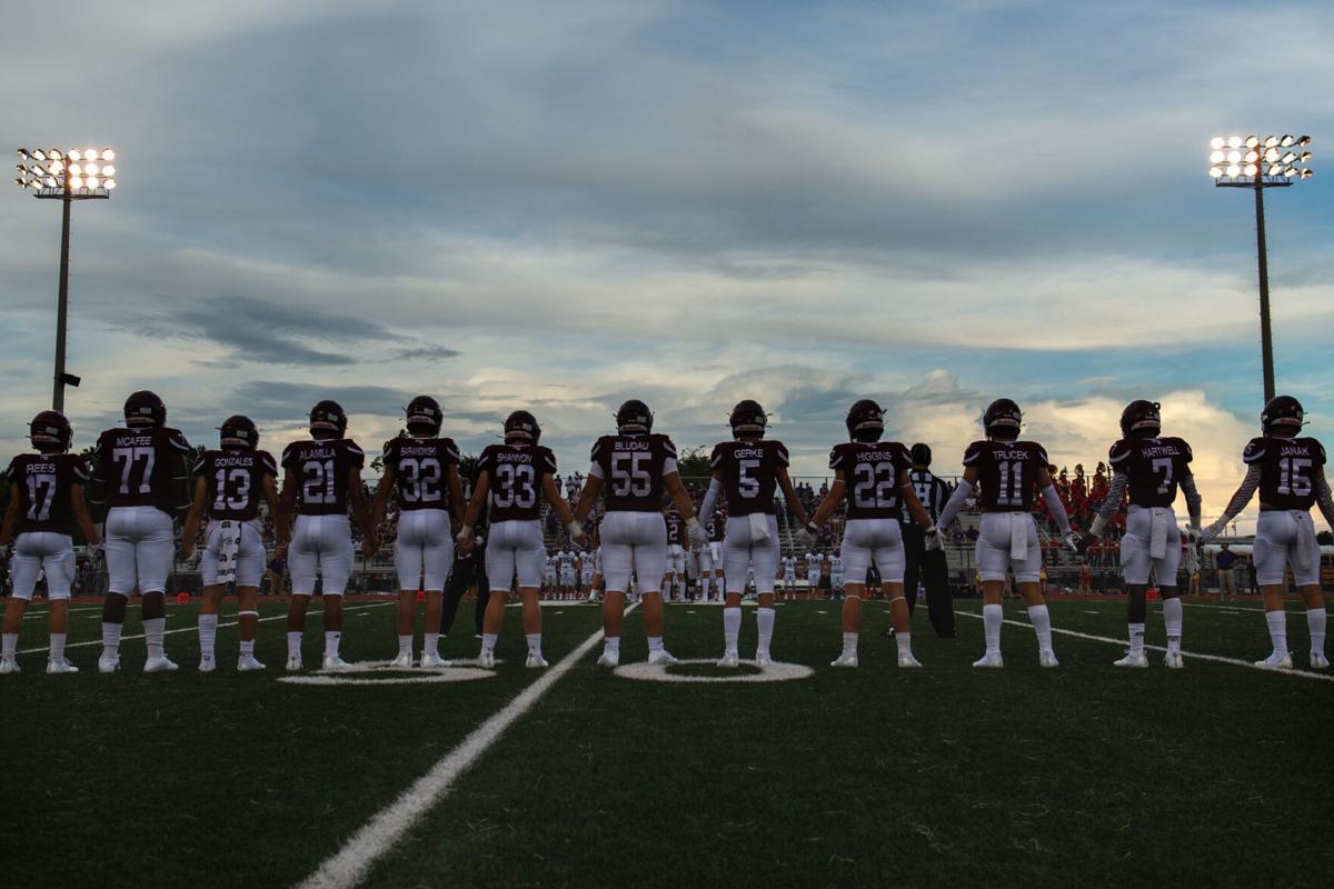 Shiner vs. Hallettsville Football