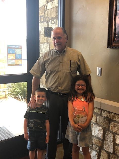 Children's lemonade stand raises funds to be matched by Cuero Community Foundation