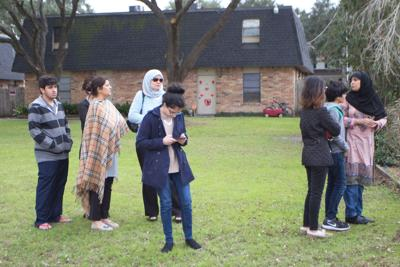Outpouring of support overwhelms mosque members