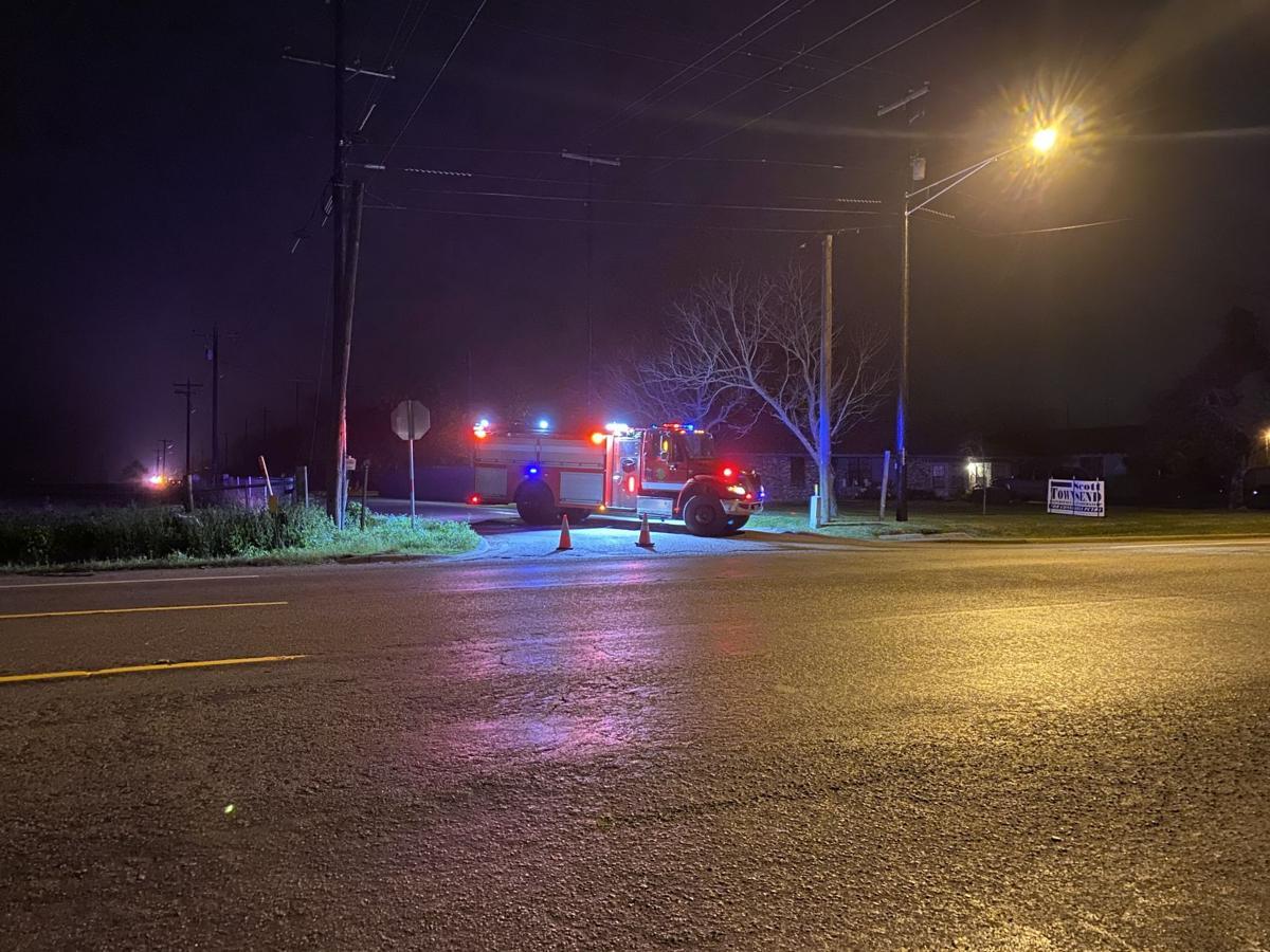 Bloomington leak