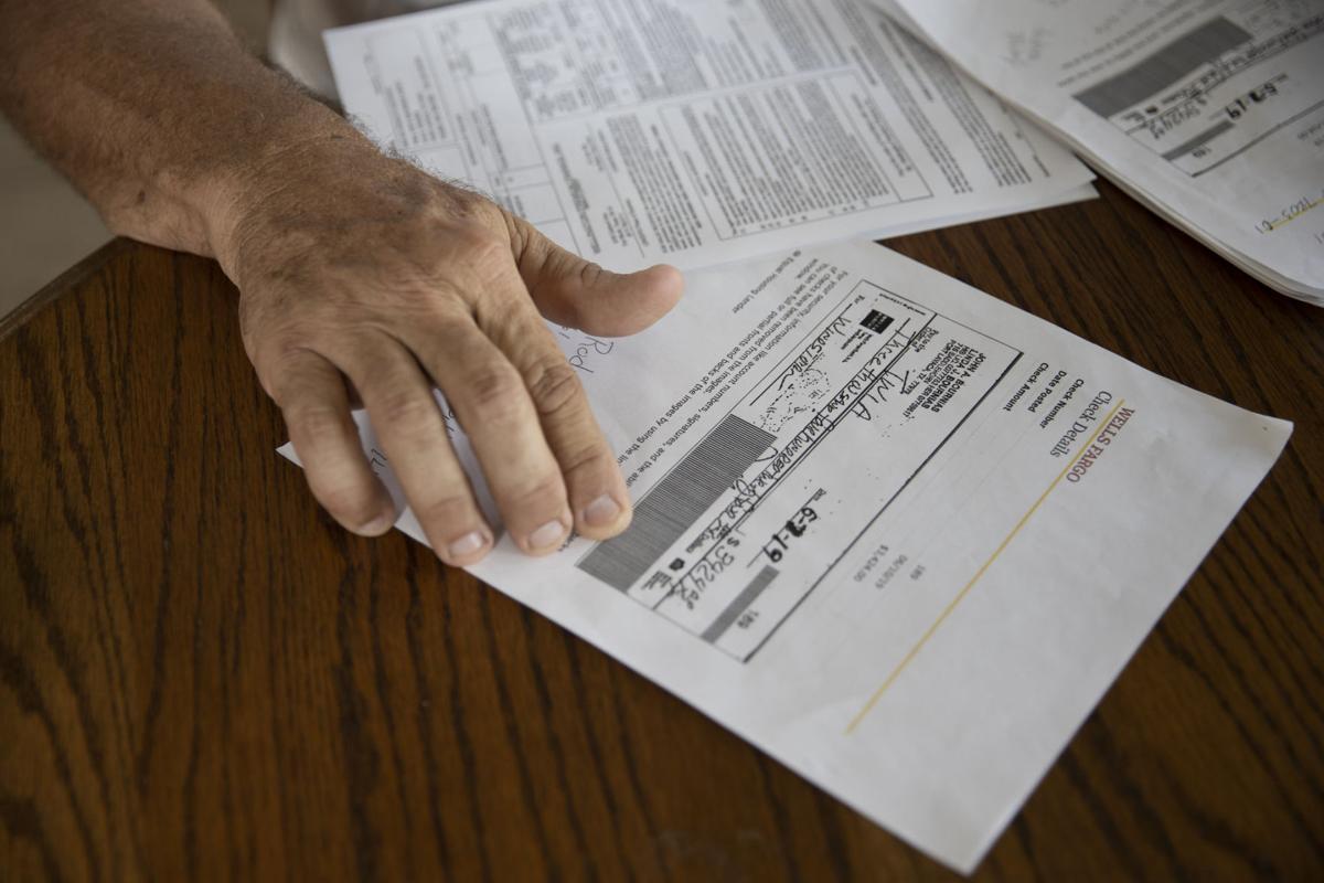 Insurance fraud case