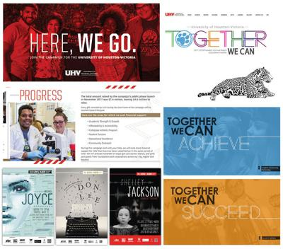 UHV takes home six advertising awards