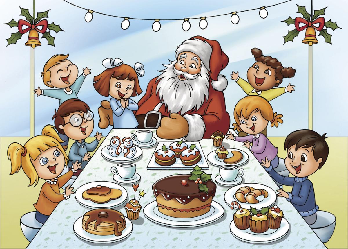 Port O Connor Children S Christmas Party Calendar Victoriaadvocate Com