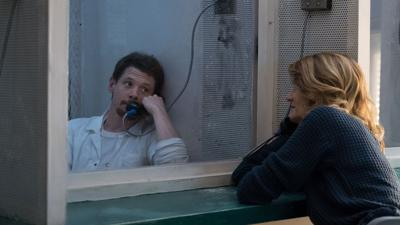 Jack O'Connell and Laura Dern star in 'Trial by Fire'