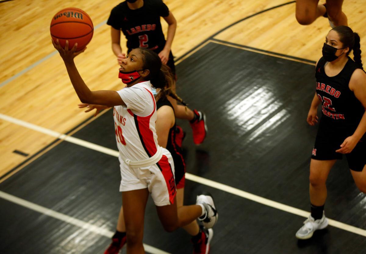 Victoria East vs. Laredo Martin Girls Basketball