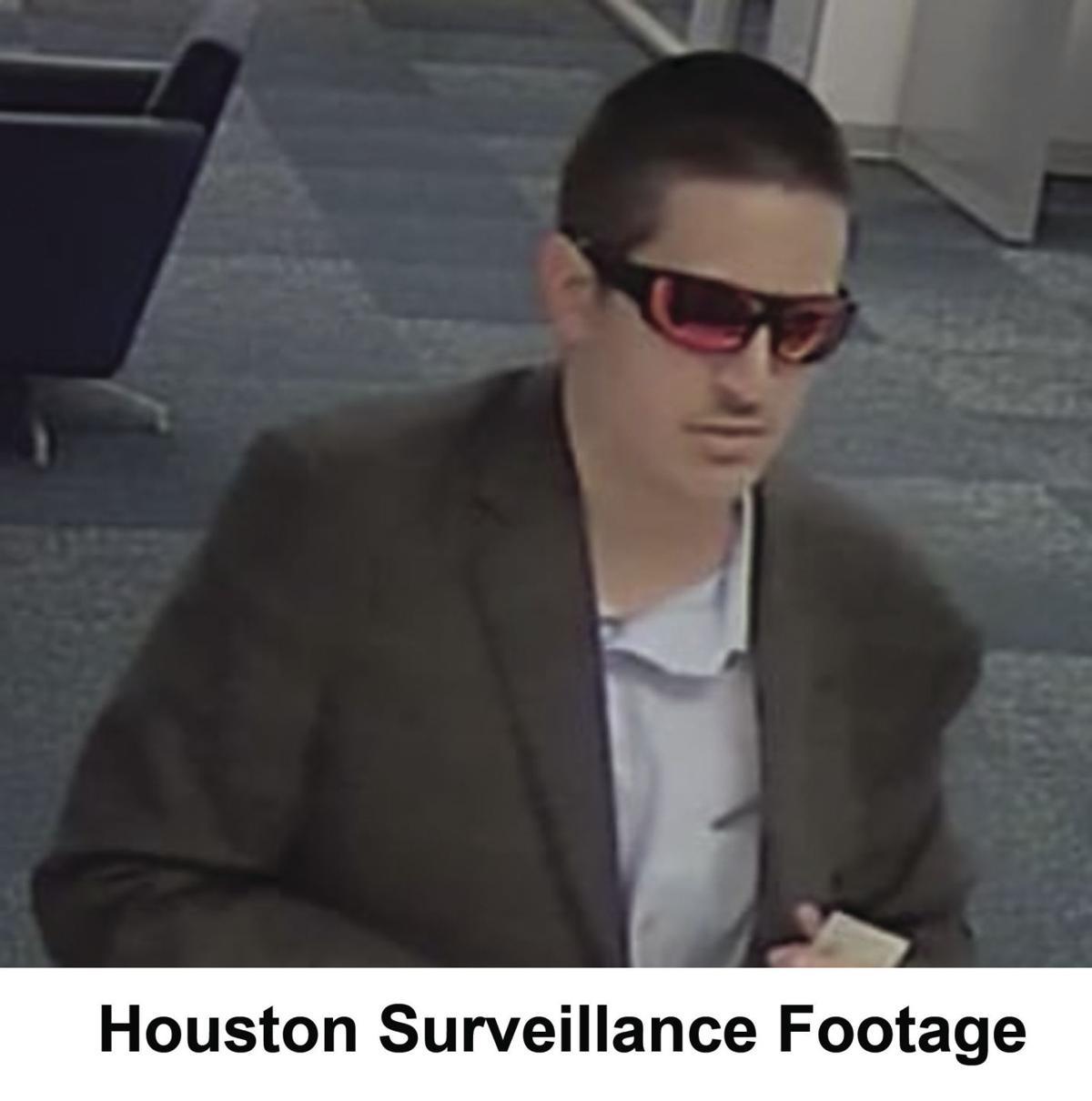 Robbery Suspect in Houston