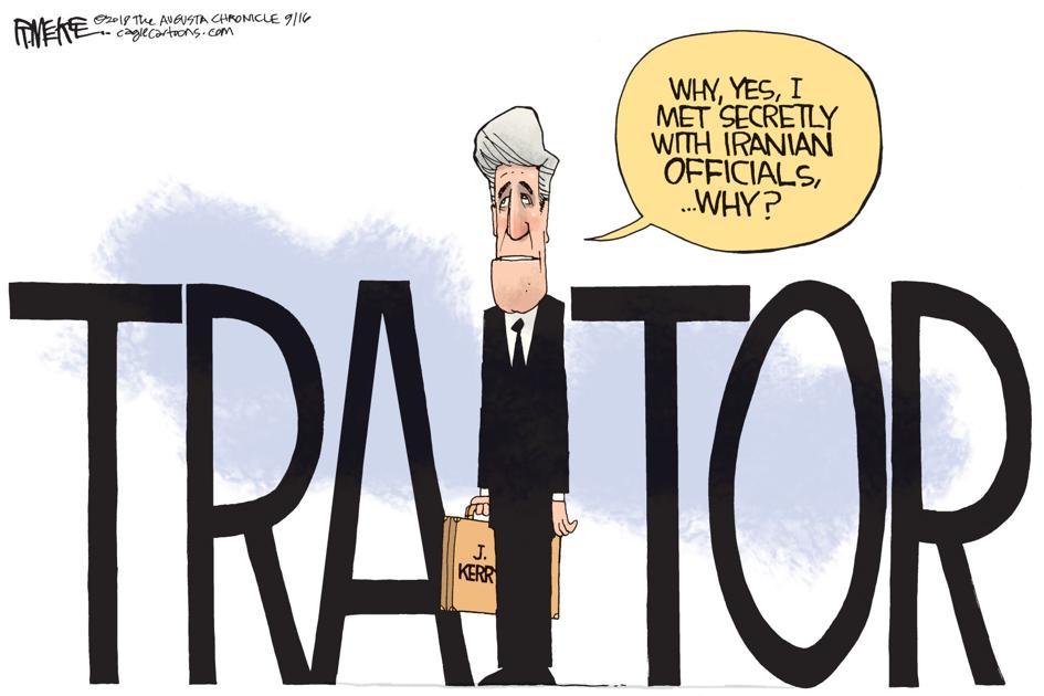 Political Cartoon For Sept 19 Opinion Victoriaadvocatecom