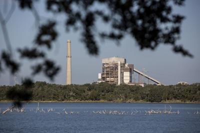 Coleto Creek Power Plant