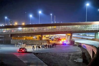 Border arrests jumped 36 percent in May